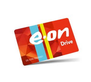 E.ON Drive ChargeCard: jetzt bei E.ON Plus kaufen